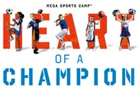MEGA Sports Camp Heart of a Champion