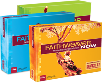 FaithWeaver Now Product Boxes