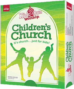 KidsOwn Worship Product Box