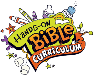 Hands on Bible Curriculum Logo