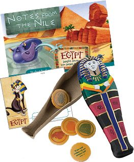 Egypt Vbs Student Resources