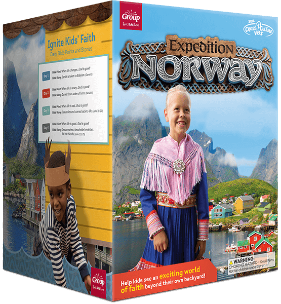 Norway Vbs Ultimate Starter Kit