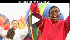His Great Love Video Thumbnail