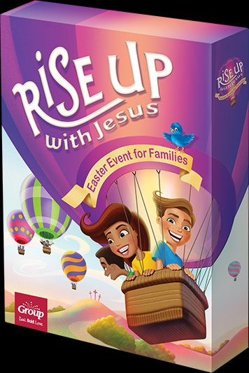 Rise Up With Jesus Box Right Side