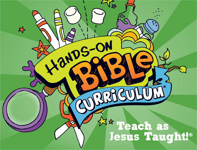 Hands-On Bible Curriculum Logo