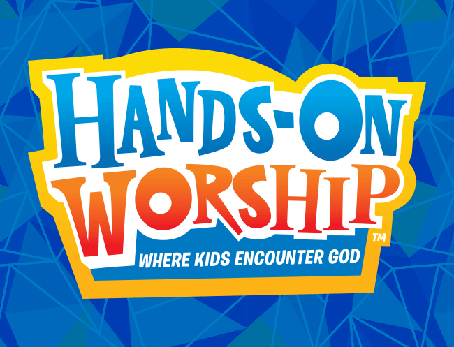 Hands-On Worship Logo