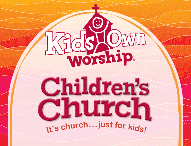 KidsOwn Worship Logo