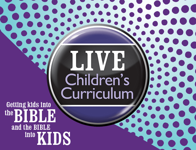 LIVE Children's Curriculum Logo