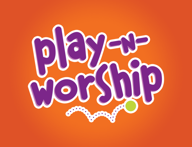 Play And Worship Logo