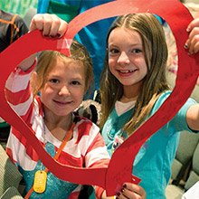 Vacation Bible School Missions Project Girls