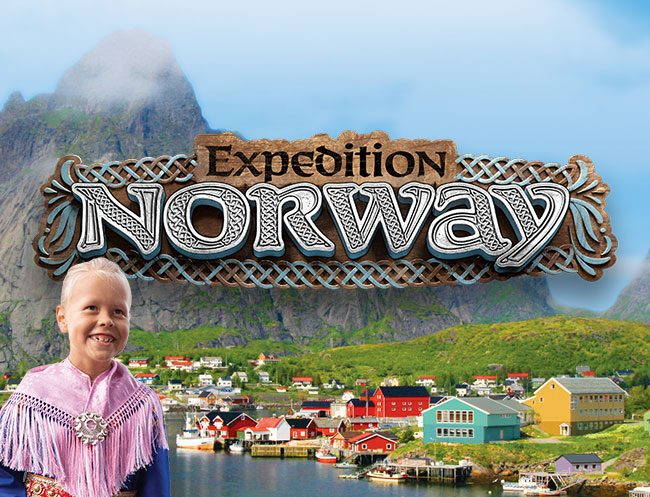 Norway Vbs Logo