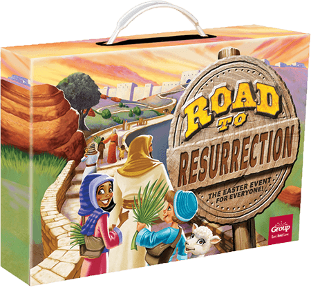 Road to Resurrection Easter Event Kit Box