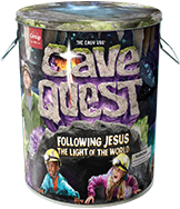 Cave Quest Vbs Ultimate Starter Kit