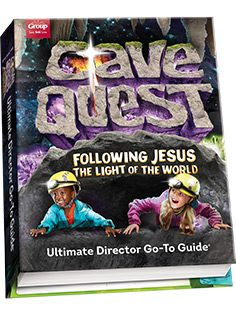 Cave Quest VBS Director Guide