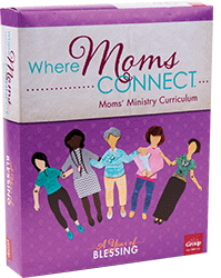 Where Moms Connect A Year of Blessing