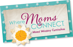 Where Moms Connect Logo