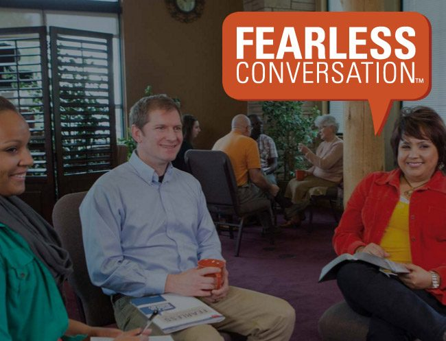Fearless Conversations Adult Sundy School Samples