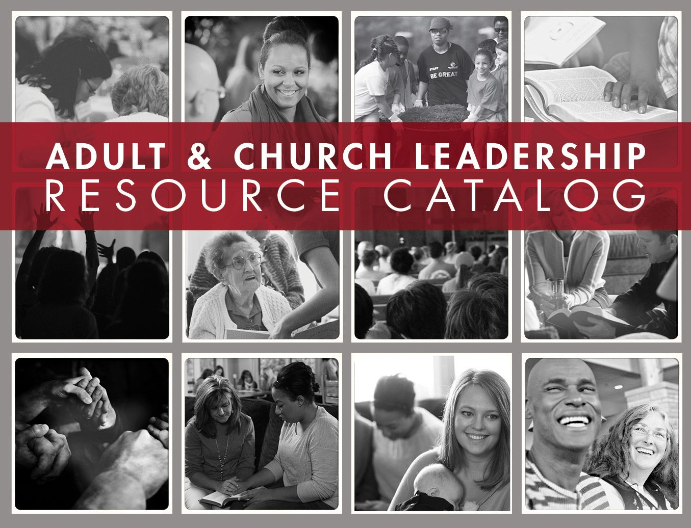 Adult and Church Leadership Spring 2015 Catalog