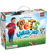 Pets Unleashed Vbs Ultimate Starter Kit
