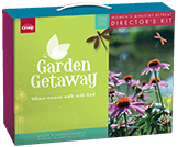 Garden Getaway Director's Kit