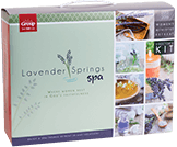 Lavender Springs Spa Director's Kit