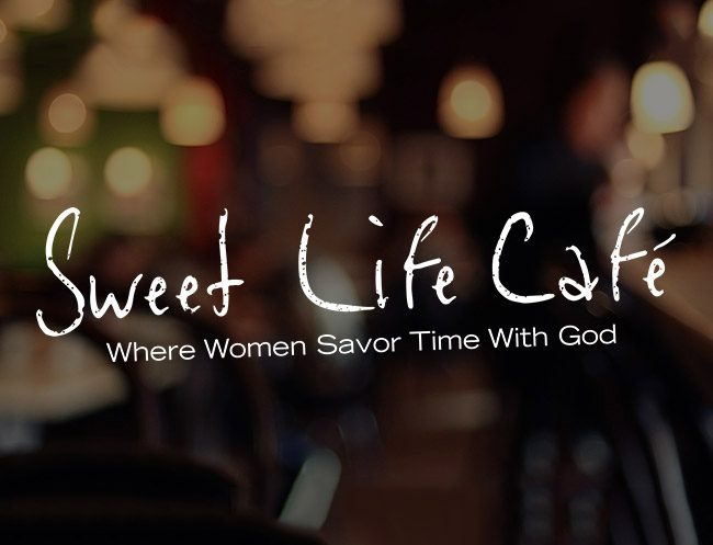 Sweet Life Cafe Women's Ministry Retreat Samples