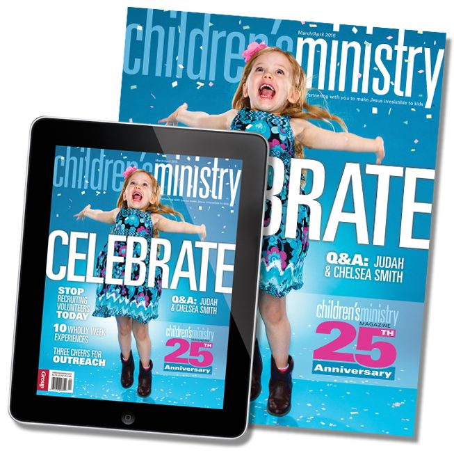 Children's Ministry Magazine Product Group