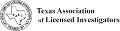 Texas Association of Licensed Investigators Logo