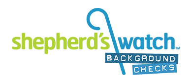 Shepherd's Watch Background Checks Logo