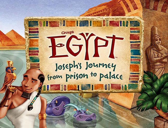 Egypt Vacation Bible School