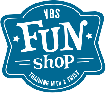 VBS FunShop Training Events Logo