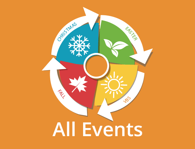 Explore All Seasonal Events