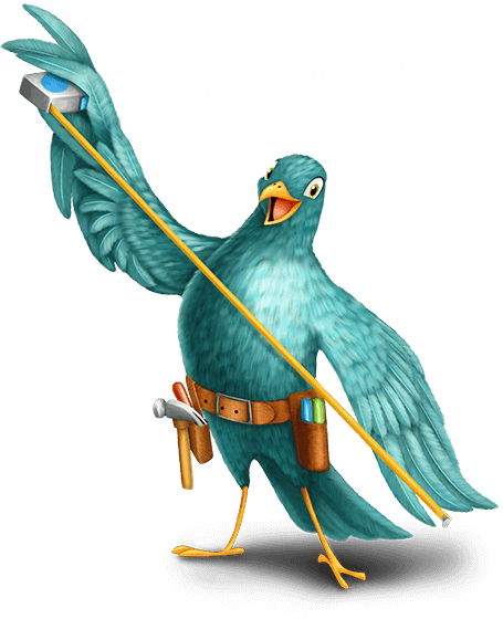 Skyler the Bowerbird Bible Memory Buddy