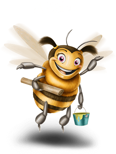 Abbee the Bee Bible Memory Buddy