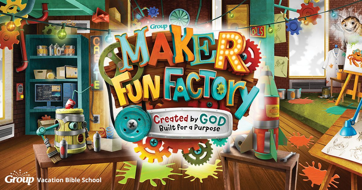 Vbs Maker Fun Factory Decorating