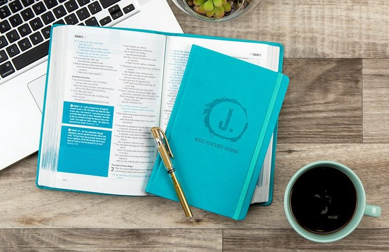 Jesus-Centered Journals