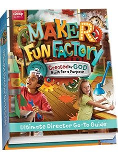 Maker Fun Factory VBS Ultimate Director Go-To Guide
