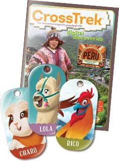Passport to Peru VBS Student Resource Samples