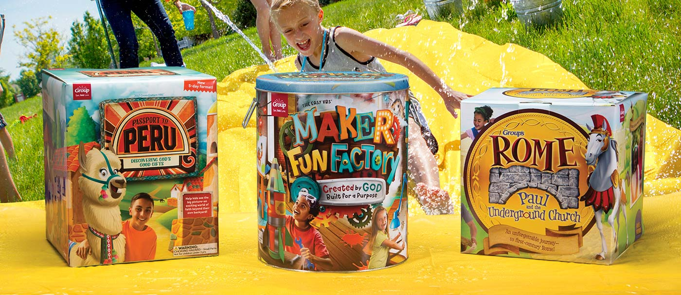VBS 2017 Free Shipping