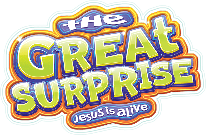 The Great Surprise Easter Event Logo