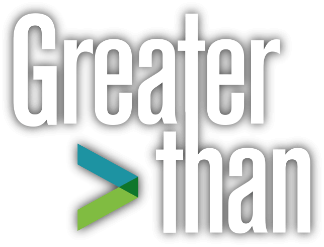 KidMin Conference Greater Than Logo