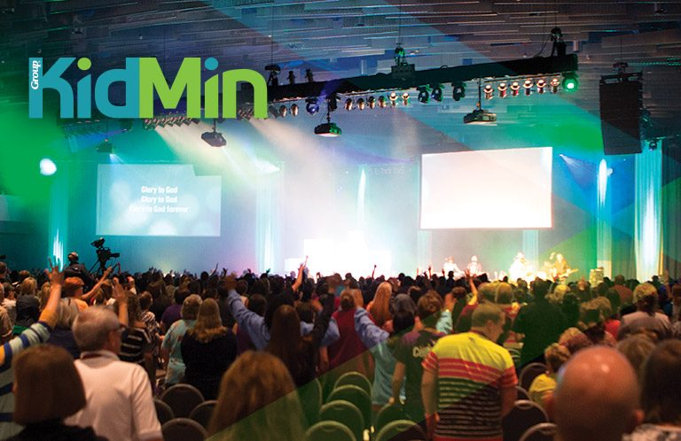 KidMin Children's Ministry Conference