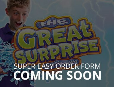 The Great Surprise Coming Soon