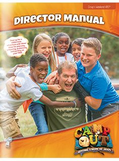 Camp Out VBS Director Guide