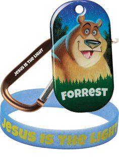 Camp Out VBS Student Resource Samples