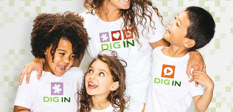 Dig In Digital Sunday School Curriculum