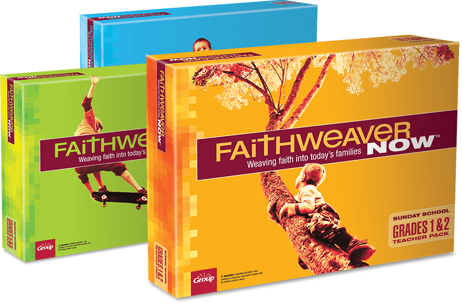 FaithWeaver Now Kits