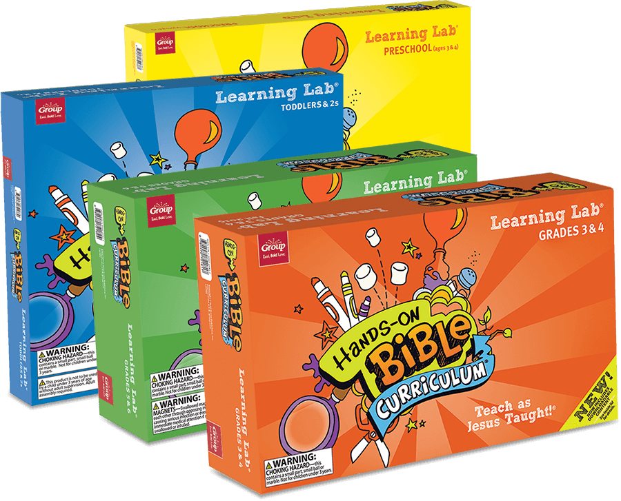 Hands-On Bible Curriculum Kits
