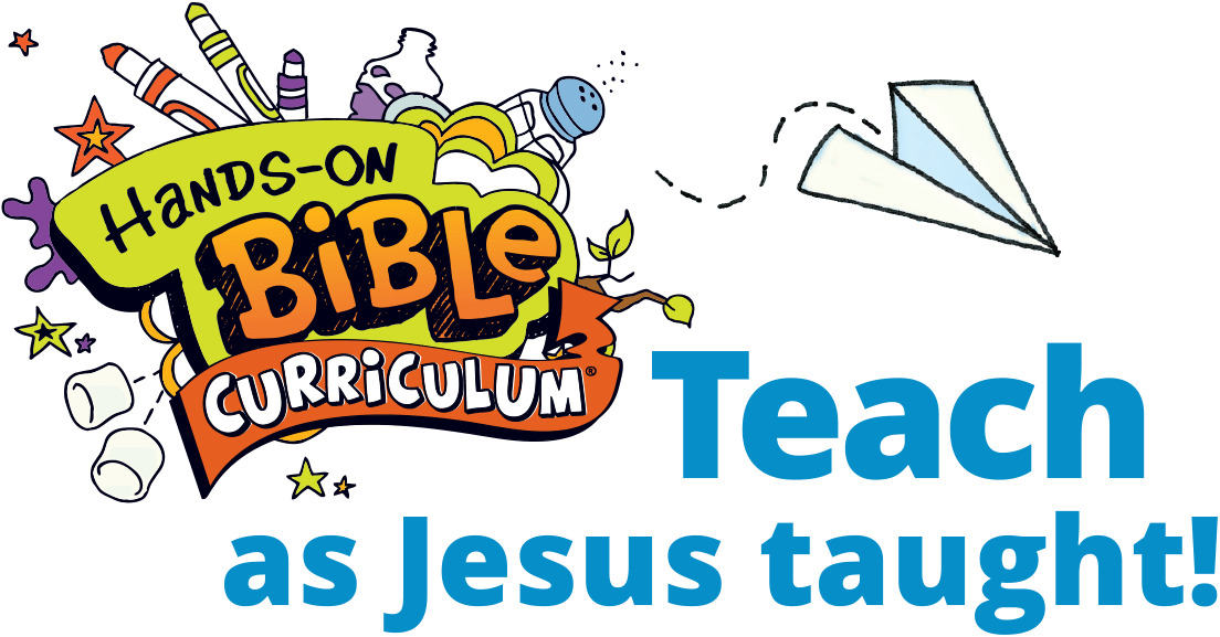 Hands On Bible Curriculum Logo Free Lessons