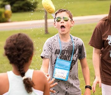 games at vacation bible school